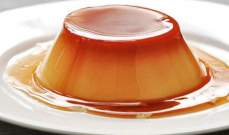 حلويات الشيف: كريم كراميل
