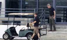 هاريسون فورد يمشي على رجليه من جديد