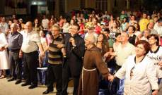 """مهرجان الأغنية المسيحية السابع 2014 """"شكراً يا يسوع"""""""