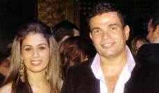 حقيقة إنفصال عمرو دياب عن زوجته السعودية!