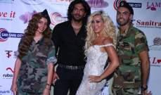 غريفة تكرّم النجوم.. والجيش اللبناني الحاضر الدائم