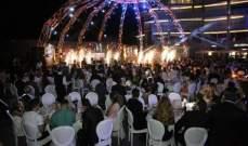 """من بحر بيروت أضاء """"بياف"""" سماء لبنان بالفرح والغناء والجوائز"""