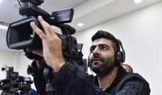 """التعرض لمصور """"الجديد"""" زكريا الخطيب مدان.. الجسم الإعلامي خط أحمر"""