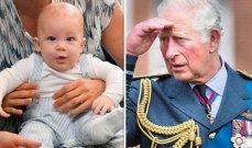 الأمير تشارلز ينتقم من الأمير هاري وميغان ماركل ويتخذ قراراً صادماً بحق حفيده آرتشي