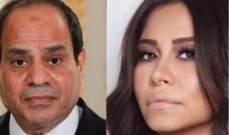 هل تدخّل عبد الفتاح السيسي لإنهاء أزمة شيرين عبد الوهاب؟