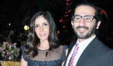 """بالفيديو - أحمد حلمي يبارك لزوجته منى زكي بإنطلاق عرض فيلمها """"الصندوق الأسود"""""""