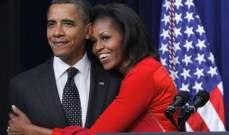 باراك أوباما وزوجته يتعاقدان مع دار نشر لتأليف كتابين بـ60 مليون دولار