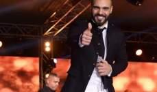جوزيف عطية يطرب جمهوره بأجمل الأغاني في طرابلس.. بالصور