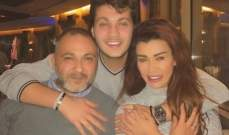 هل عادت نادين الراسي لزوجها الأول؟