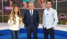 عباس جعفر وحلا الترك.. العفوية تنقذهما