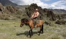مقطع تمثيلي ساخر من بوتين يحقق 3 ملايين مشاهدة