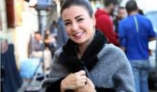 """ماغي بو غصن لـ""""الفن"""" :خائفة من عابد فهد وسيرين ممثلة عربية وكارلوس رفيقي بالنجاح"""