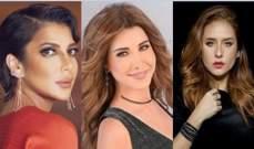 نانسي عجرم ونيللي كريم وأصالة ونجمات أخريات رفعن شعار