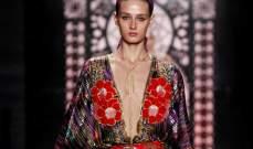 ريم عكرا تنثر سحر الموضة الشرقية في نيويورك