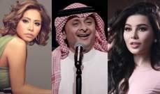 فنانون أغلقوا حساباتهم.. عبد المجيد عبد الله آخرهم شيرين عبد الوهاب وحنان الخضر أيضا