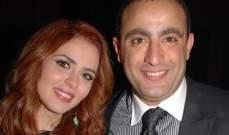 هل إنفصل أحمد السقا رسمياً عن زوجته مها الصغير؟