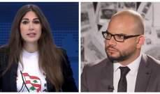 ديما صادق توضح حقيقة إنضمامها لمحطة الـMTV بديلة عن رياض طوق!!