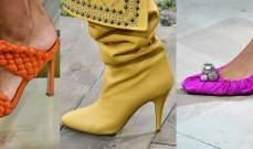 أهم صيحات الأحذية لعام 2020... الأغرب والأجمل والأكثر تميّزاً