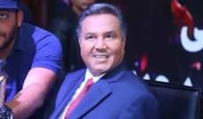 محمد عبده يوجه رسالة لمنتقديه: