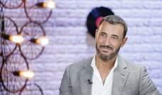 وشاح كاظم الساهر يثير الجدل في الرياض.. بالصورة