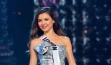 مايا رعيدي جرأة وجاذبية وأنوثة في ملكة جمال الكون 2018