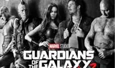 """ايرادات """"Guardians Of The Galaxy"""" وصلت الى 500 مليون دولار عالمياً"""