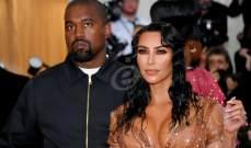 كيم كارداشيان تتقاضى من زوجها مليون دولار كي لا تنافسه