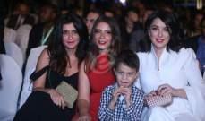 حفيد محمود حميدة يثير الجدل ولذلك غابت ماجدة الرومي عن مهرجان الاقصر للسينما الافريقية