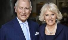 الأمير تشارلز وزوجته كاميلا يتلقيان الجرعة الأولى من لقاح كورونا