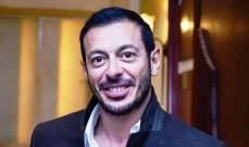 مصطفى شعبان يحتفل بعيد الفطر من السعودية-بالفيديو