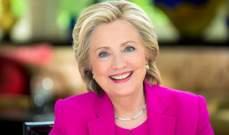 """هيلاري كلينتون عن فضيحة هارفي واينستين الجنسية :""""أمرٌ مرعب"""""""