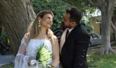هلا المرّ: مروان هو من طلب الزواج مني وأنا أرى بعينيه