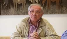 وفاة الفيلسوف صادق جلال العظم عن 72 عاماً