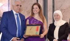 ريا أبي راشد وماغي عون وفاديا فهد ولور سليمان وغيرهنّ يكرّمن على مسيرتهنّ الإعلامية