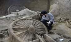 العثور على مقبرة أسرة ملكيّة في الصّين