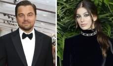 عشاء بين ليوناردو دي كابريو وكاميلا موروني..وهل تتكلل علاقتهما بالزواج بسبب كورونا؟