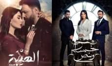 إليكم نسب مشاهدة مسلسلات رمضان في ثلاثة أسابيع.. من تصدّر؟