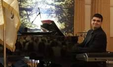"""فادي أبي هاشم يطرح ألبوم الميلاد لدعم """"ثانوية فتاة لبنان"""""""