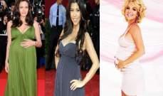أنجلينا جولي وكورتني كارداشيان وبريتني سبيرز مارسن الجنس في فترة الحمل.. وهذه نصائحهن لك