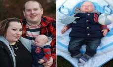 زوجان بريطانيان يتبنيان طفلاً إصطناعياً بعدما يئسا من الإنجاب