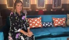 """ألين لحود : أحببت """"عكس اللي شايفينها"""" لـ إليسا وغنيت ديو مع رامي عياش"""
