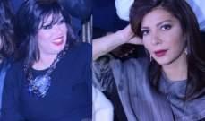 أصالة ترفض التكريم وفيفي عبده توزع 5 مواه في Cairo Winter Fashion Show