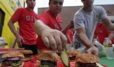 """انطلاق مهرجان الـ """"Burger"""" في رومانيا"""