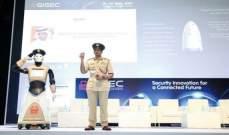 الشرطي الآلي لم يعد وليد مخيلة الأفلام بل انضم لكوادر شرطة دبي