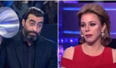 سوزان نجم الدين وباسم ياخور..نزاع لا يليق بهما