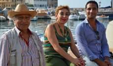 مدينة صور بريشة كبار الفنانين المصريين
