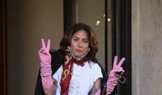 """لهذا السبب بكت ليدي غاغا بعد إنتهاء تصوير """"House Of Gucci"""" في روما.. بالصور"""