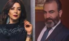 علاء قاسم وشكران مرتجى.. تزوّجا بالسر لهذه الأسباب وماذا حصل بعد طلاقهما؟