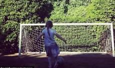 فيكتوريا بيكهام تعتبر تعلّق ابنتها بكرة القدم بمثابة خنجر في صدرها