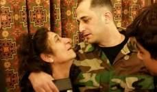 فنانو وإعلاميو لبنان يهنئون العسكريين اللبنانيين بعودتهم الى عائلاتهم
